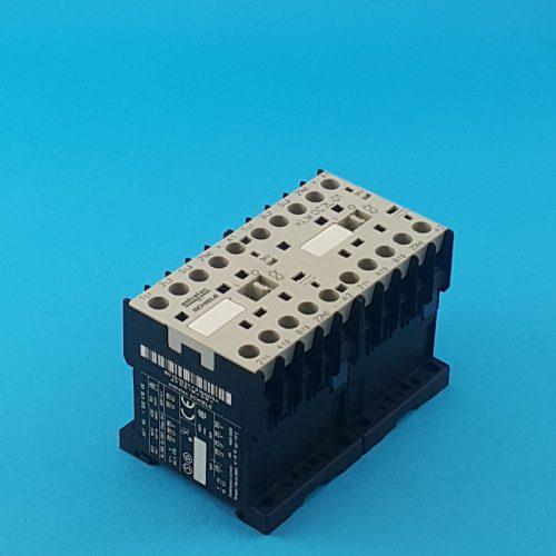 خرید کنتاکتور شیله و فروش کنتاکتور شیله 5 آمپر 2.2 کیلو وات 24 ولت DC