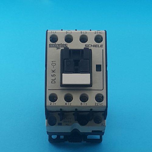 خرید کنتاکتور شیله و فروش کنتاکتور شیله 10 آمپر 5 کیلو وات 220 ولت AC