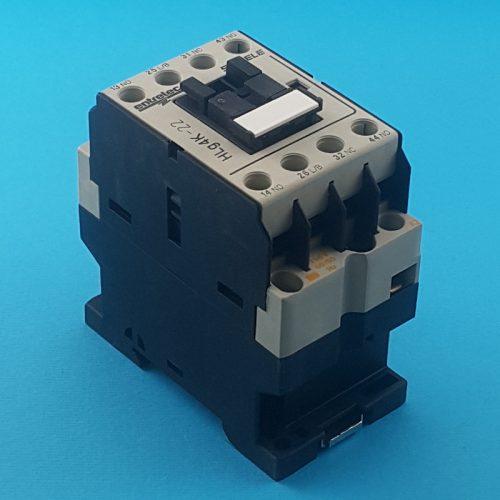 خرید کنتاکتور شیله و فروش کنتاکتور شیله 10 آمپر 4 کیلو وات 110 ولت AC