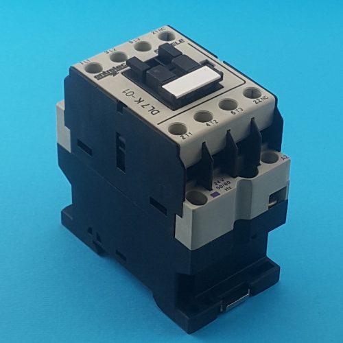 خرید کنتاکتور شیله و فروش کنتاکتور شیله 15 آمپر 7 کیلو وات 24 ولت AC