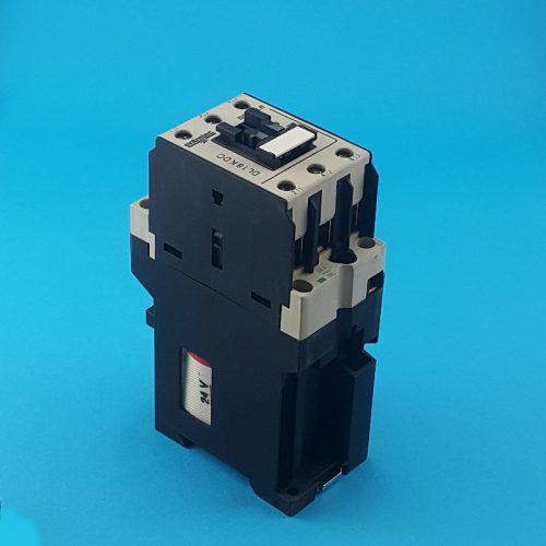 خرید کنتاکتور شیله و فروش کنتاکتور شیله 40 آمپر 18 کیلو وات 24 ولت DC
